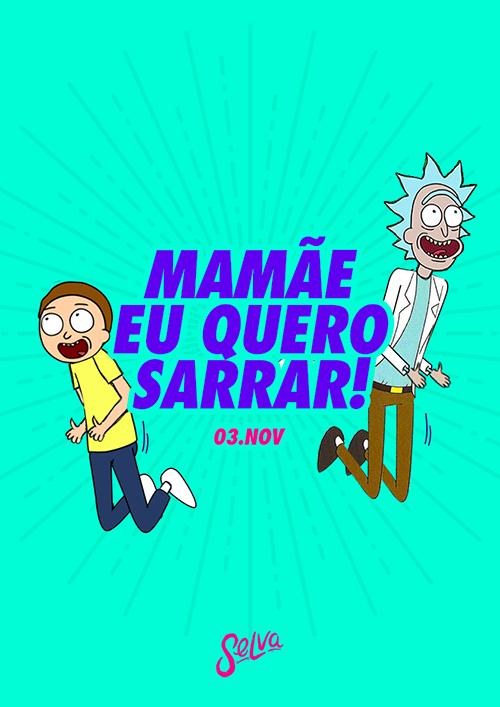 Mamãe eu Quero Sarrar! ♕ Funk e Pop com Sarrada no Sarrômetro ♕