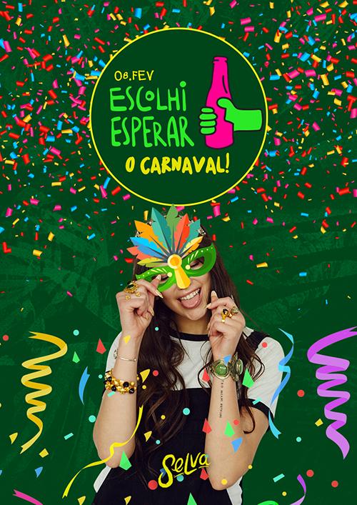 Escolhi Esperar ✞ O Carnaval ✞ (Vip até 00h!)