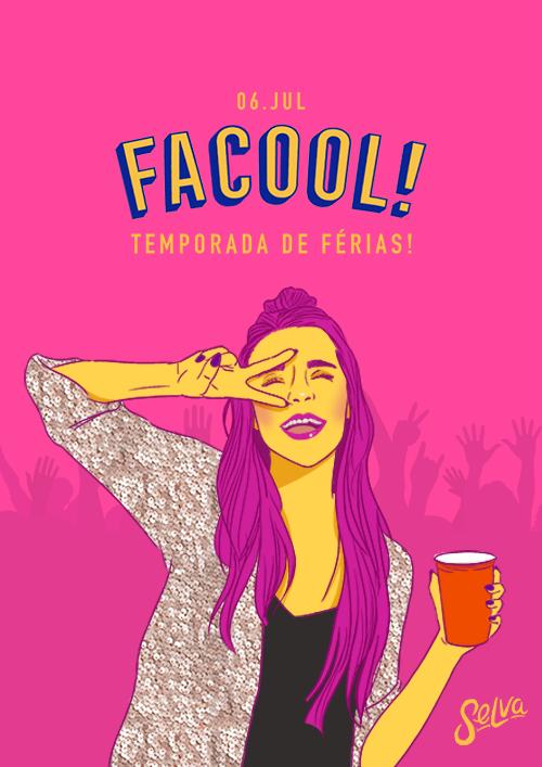 Facool ♕ Temporada de Férias! ♕ (Estudante Vip até a 00:00)