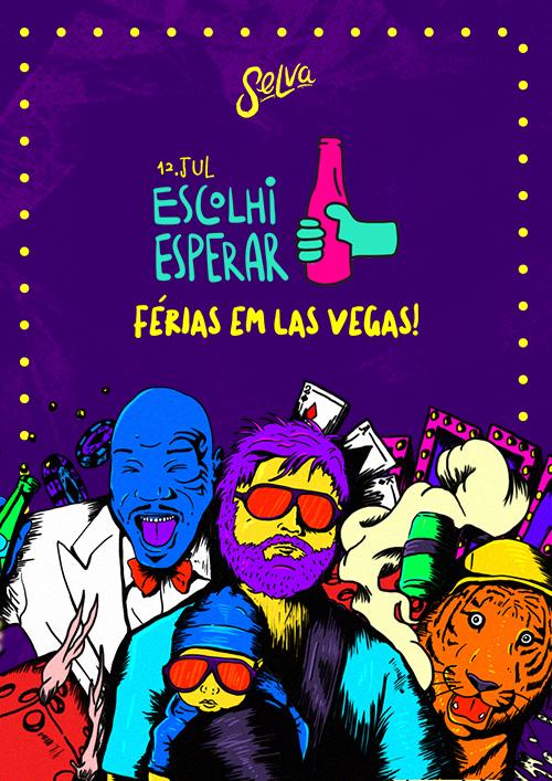 Escolhi Esperar ✞ Férias em Las Vegas ✞ Vip até a 00h00