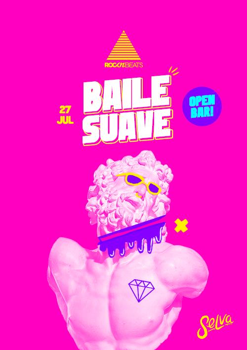 Rocknbeats ▲ Open Bar ▲ Baile Suave ▲ 27.07 (Sexta)