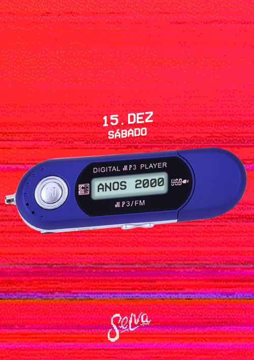 Anos 2000 na Selva ★ Pop, Rock, Black, Eletrohits & Furacão 2000