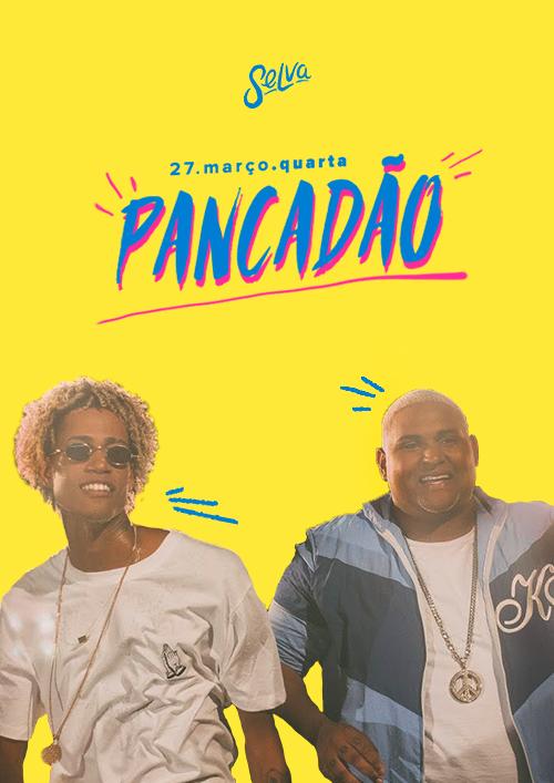 Pancadão ✚ Funk Carioca, Ostentação e Melody! ✚ (Vip até 00h) ✚