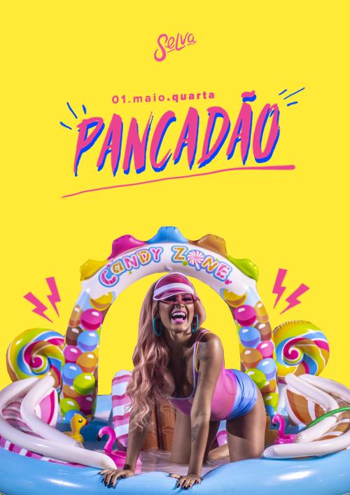 Pancadão ✚ Funk Carioca, Ostentação e Melody! ✚ (Vip até 00h) ✚ 01/05