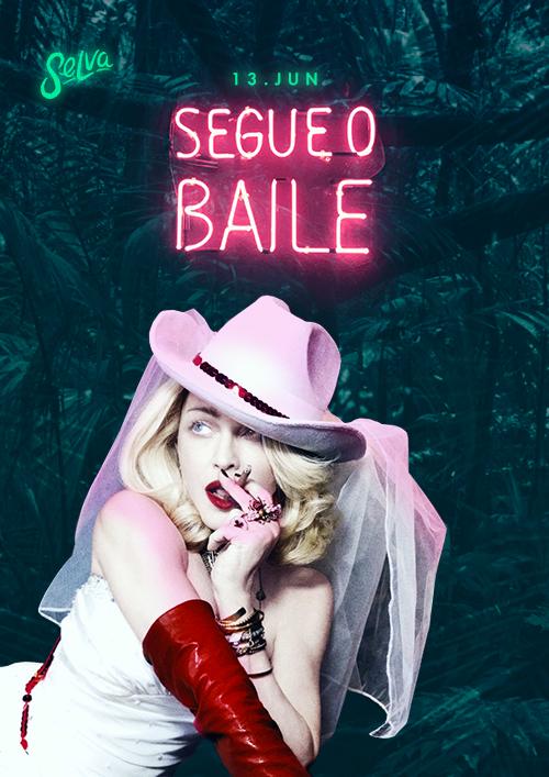 Segue o Baile! ♕ Pop & Funk na Selva ♕ VIP Até 00h