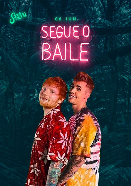 Segue o Baile! ♕ Pop & Funk na Selva ♕ VIP Até 00h 06/06