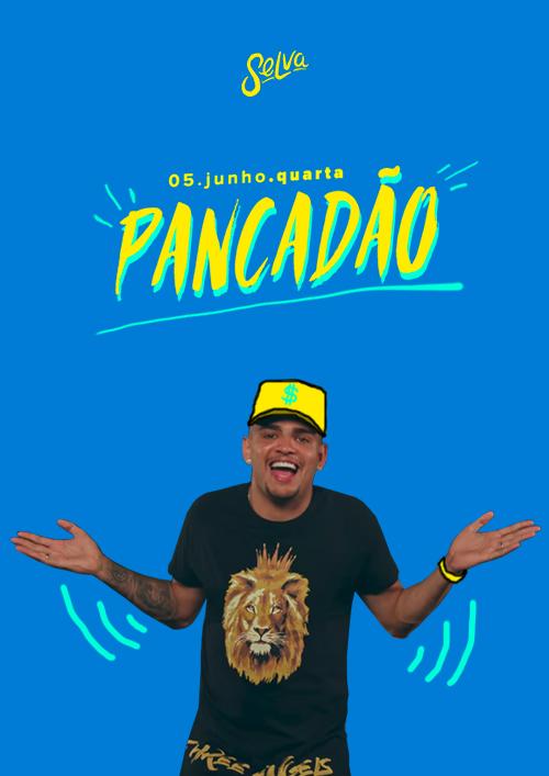 Pancadão ✚ Funk Carioca, Ostentação e Melody! ✚ (Vip até 00h) ✚ – 05/06