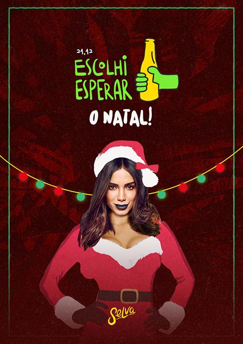 Escolhi Esperar ✞ O Natal! ✞ Vip até 00h!