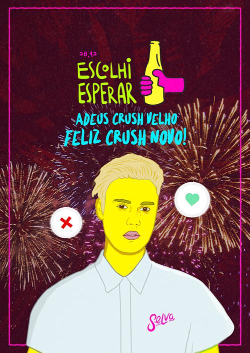 Escolhi Esperar ✞ Adeus Crush Velho, Feliz Crush Novo! ✞ Vip 00h