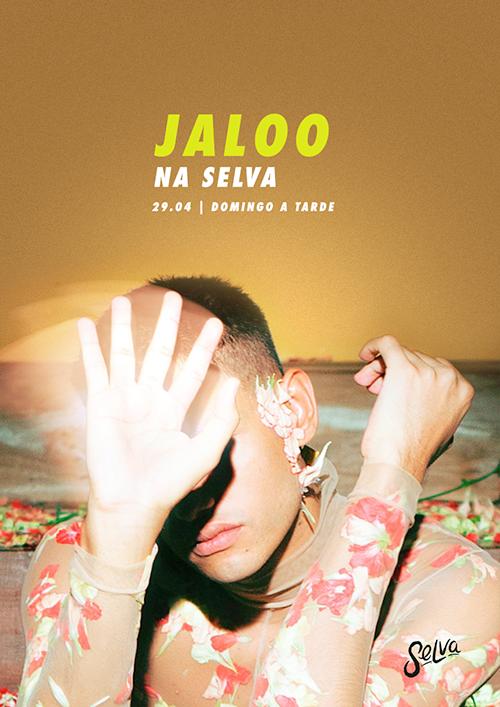 Jaloo na Selva (Show ao Vivo) ✥ Domingo a Tarde ✥ 29.04