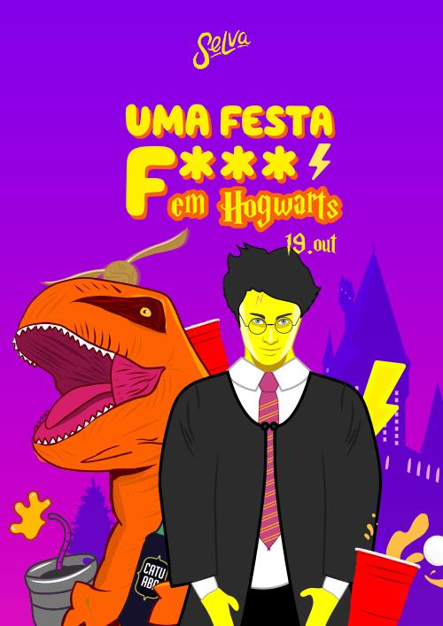 Meteoro ✭ Sertanejo, Funk e Pop na Selva! ✭ Sábado (03.11)!