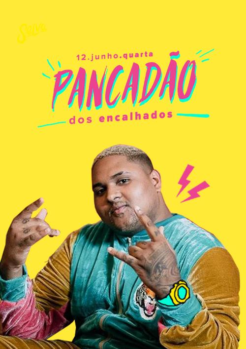 Pancadão ✚ Funk Carioca, Ostentação e Melody! ✚ (Vip até 00h) ✚ 12/06