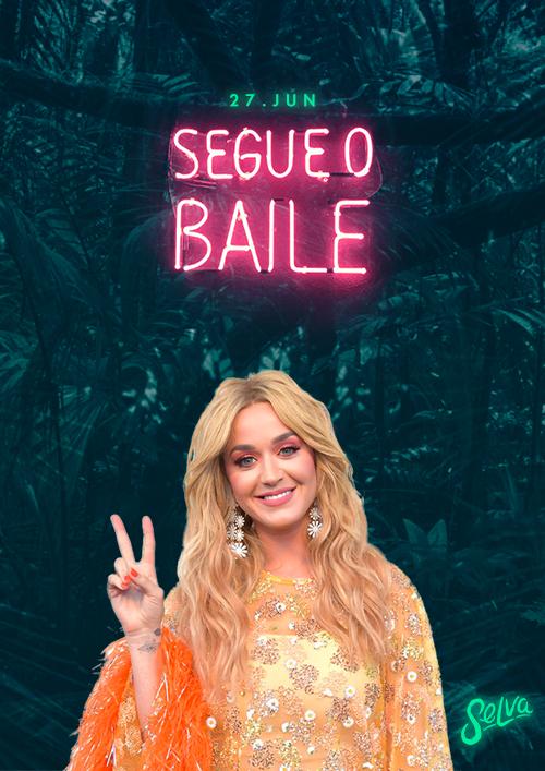 Segue o Baile! ♕ Pop & Funk na Selva ♕ VIP Até 00h 27/06
