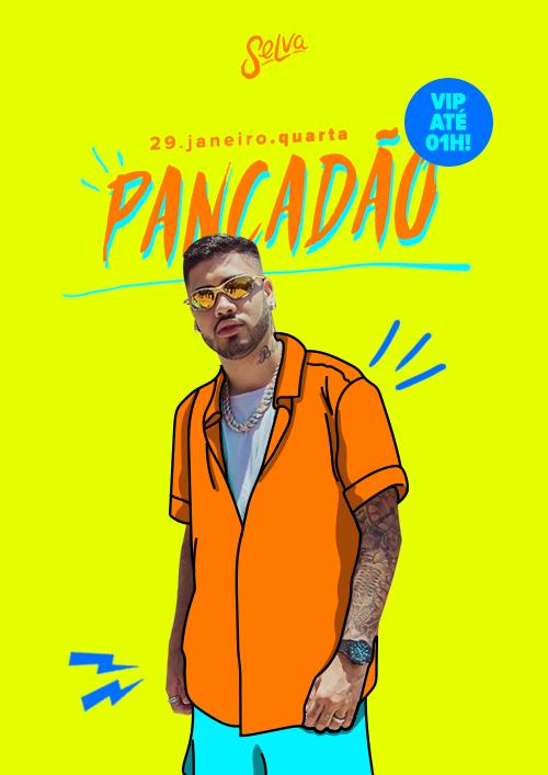 Pancadão ✚ Funk Carioca, Ostentação e 150bpm! ✚ *(VIP até 01h) ✚