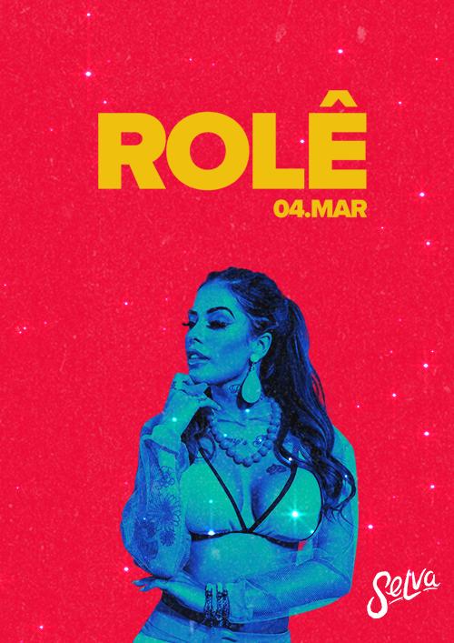 [EVENTO ADIADO] Rolê ♕ A Festa Pop & Funk da Selva! ♕ (Sábado |