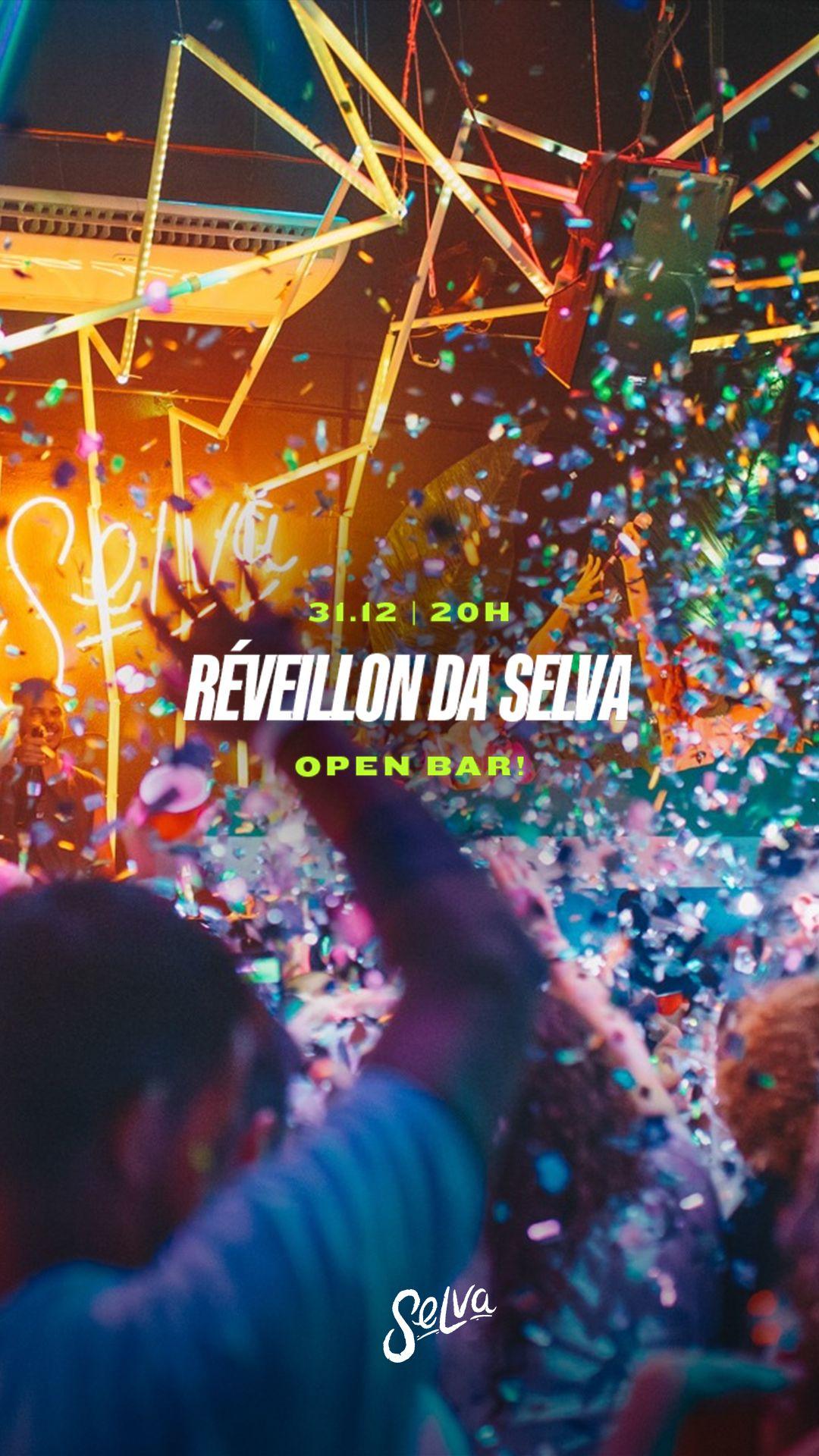 Reveillon Na Selva   O 2022 Pós Fim Do Mundo   (Sexta Feira   31/02)